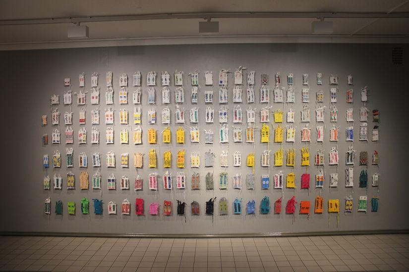 Ikonostaasi, Kajaanin taidemuseo 2018