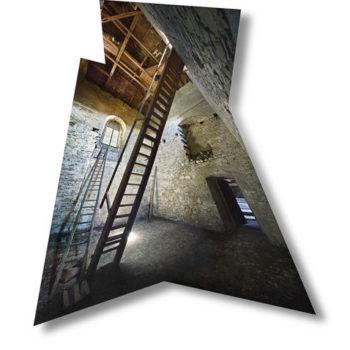 Teoksen nimi: Torni 3, Wolkersdorfin linna