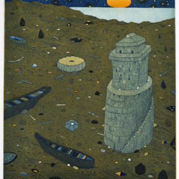 Teoksen nimi: Observatorio