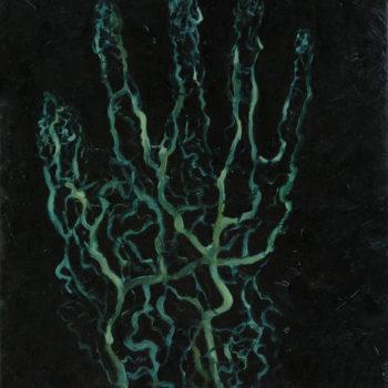 Teoksen nimi: Käspuu, 2015