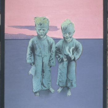 Teoksen nimi: Perhealbumista,  Aamulla 1942