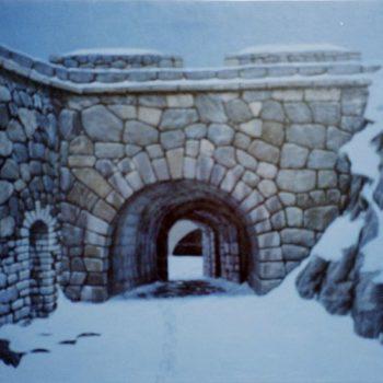 Teoksen nimi: Talvipäivän seisaus 1998