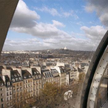 Teoksen nimi: Centre Georges Pompidou