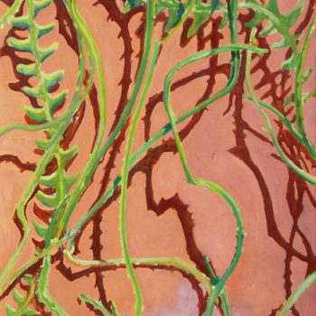 Teoksen nimi: Kaktus / Cactus