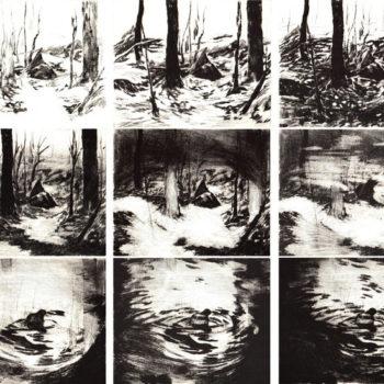 Teoksen nimi: sarjasta Tulva