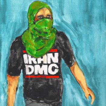 Teoksen nimi: IRAN DMC