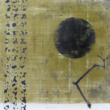 Teoksen nimi: Musta kuu I