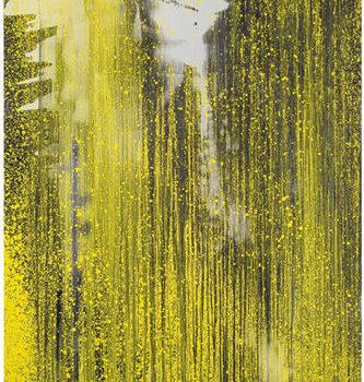 Teoksen nimi: Valoisampi kuin pilvi jonka läpi aurinko paistaa V,2010