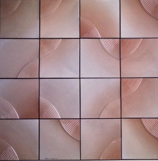 Hiljaiseloa 120×120 cm