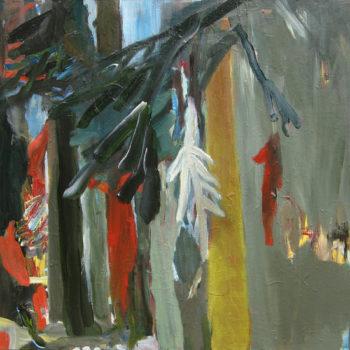 Teoksen nimi: Merkki etsijöille (Vantaa), 2007