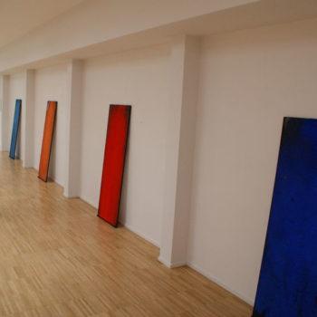 Teoksen nimi: Galerie Duqué-Pirson 2010