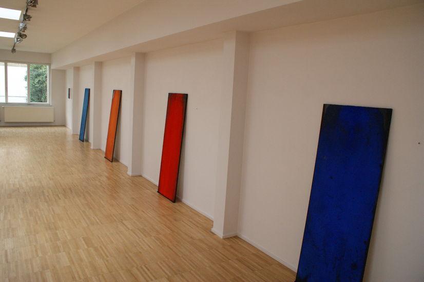 Galerie Duqué-Pirson 2010