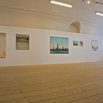 Teoksen nimi: Yksityisnäyttely, Galleria Rantakasarmi, Helsinki 2013