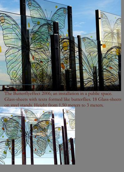 The Butterflyeffect 2006/ Julkinen Teos