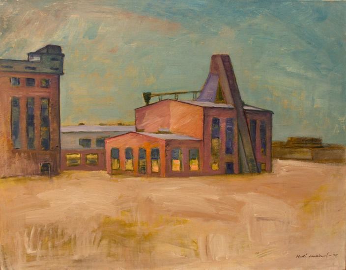 Autio tehdas, 1990