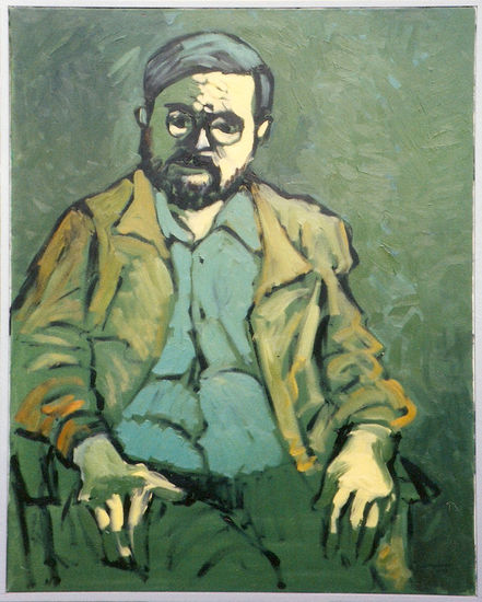 Kirjailija Juhani Pusa
