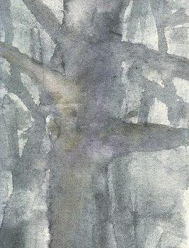 Teoksen nimi: Pihapuu