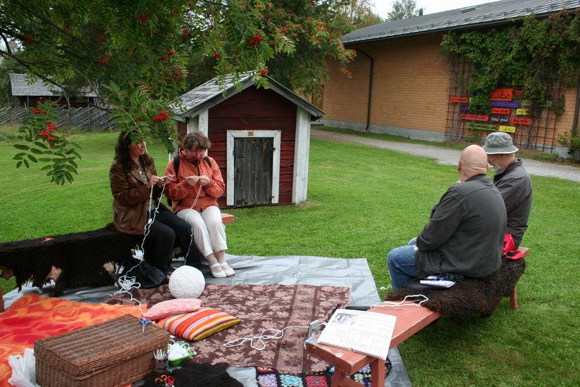 Snowball Piknik -Pielisen ulkoilma Museo,Lieksa  29.8.2012.