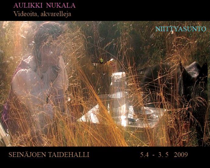 """""""Niittyasunto"""" videoteos 2009"""