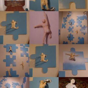 Teoksen nimi: Paperman pyrkii taivaaseen 2003