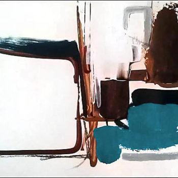 Teoksen nimi: NImetön, 2015