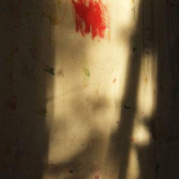 Teoksen nimi: Punainen / Red / Rosso, 2014, valokuva/photo, 100 x 80 cm
