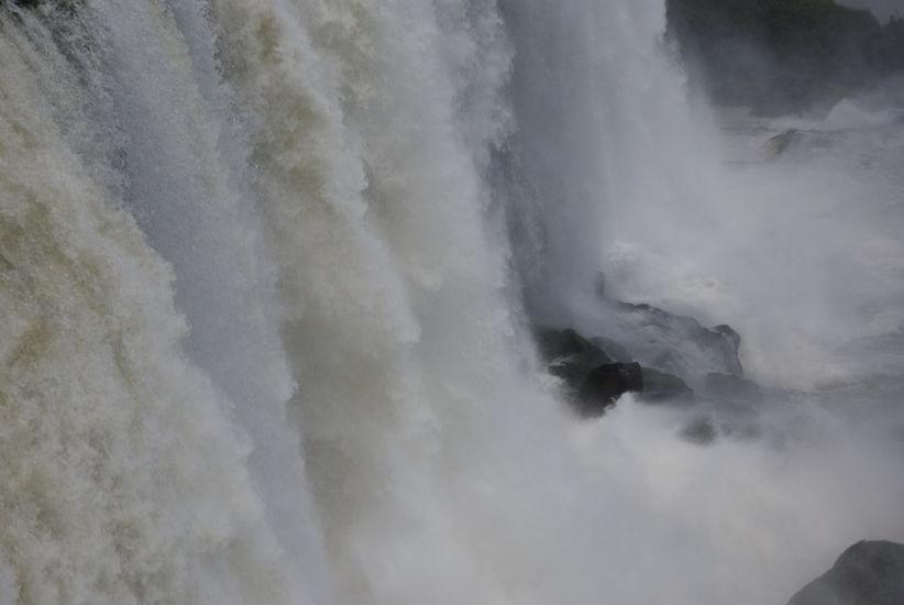 Vesipäiväkirjat, Iguacu 2010