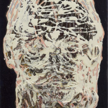 Name of the work: Forever young -cream, 2010-2012