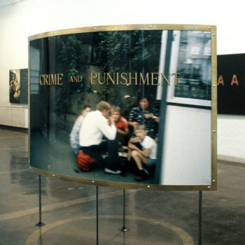 Teoksen nimi: Love and Punishment, 1995