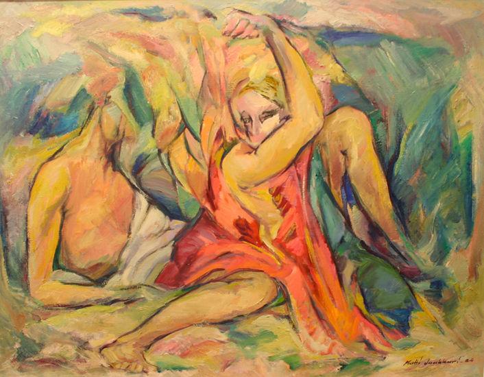 Herääminen, 1984