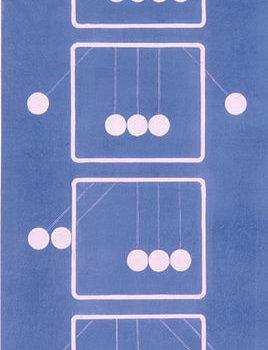 Teoksen nimi: Liikeideoita -sarjasta: Törmäyksiä, 2002