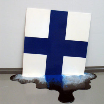 Name of the work: Suomi sulaa