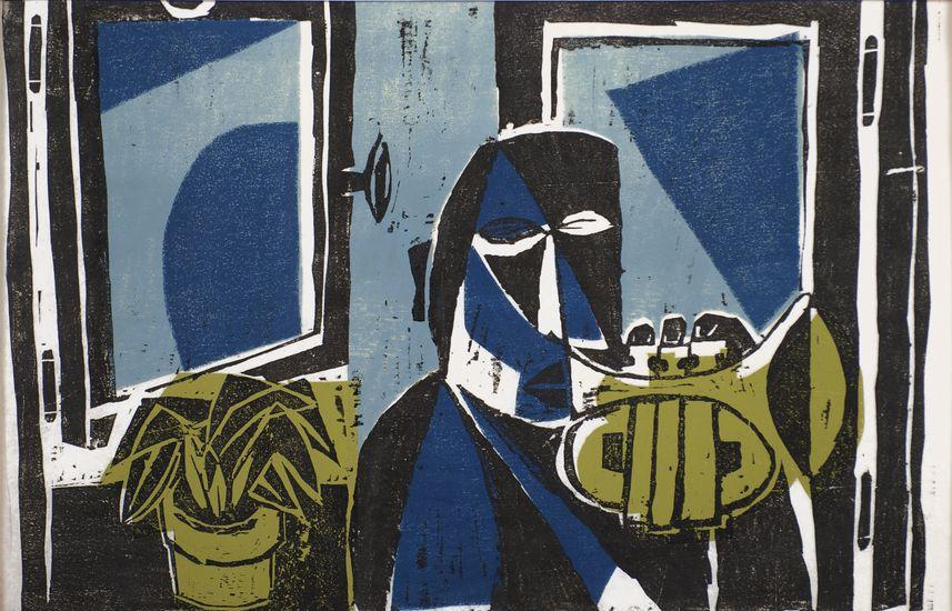 Sininen hetki, 1940-l.