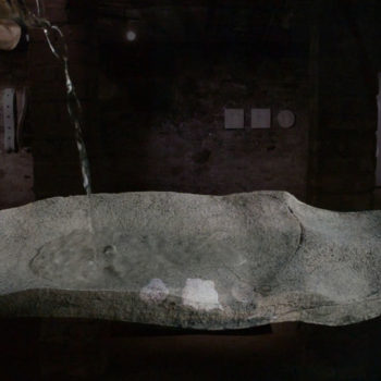 Teoksen nimi: Still-kuva videosta Rebirth 2014