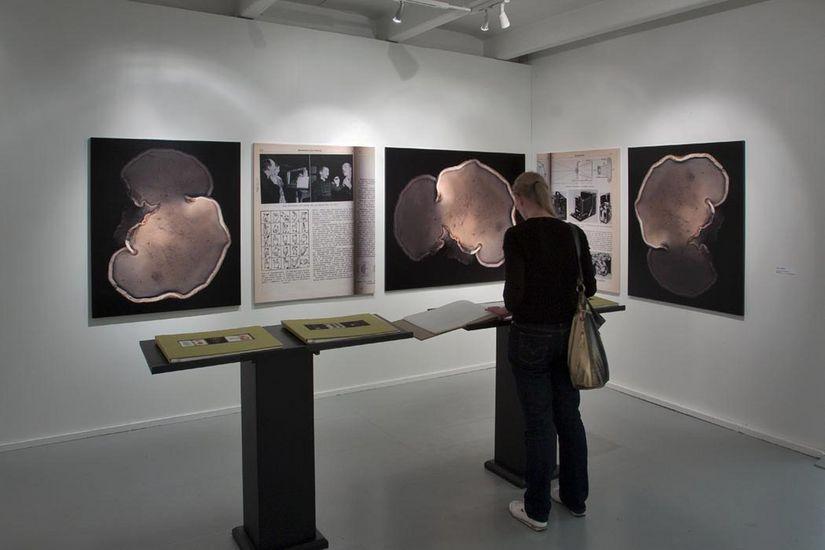 Ungdomens Egen Uppslagsbok in my space at Mänttä exhibition 2008