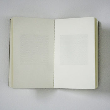 Teoksen nimi: piirustuskirja