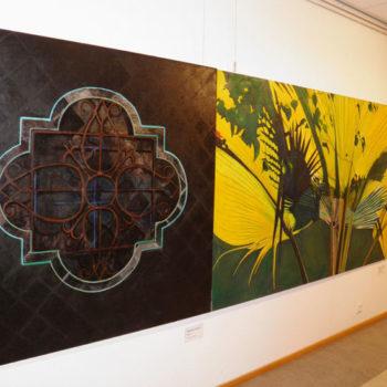Teoksen nimi: Taxco ja Auringossa Crusellin Liljelund-hallissa 2012
