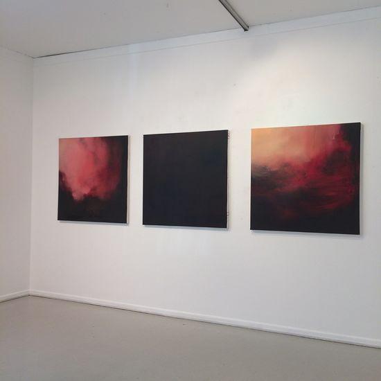 View I-III, Galleria Joella, 2017