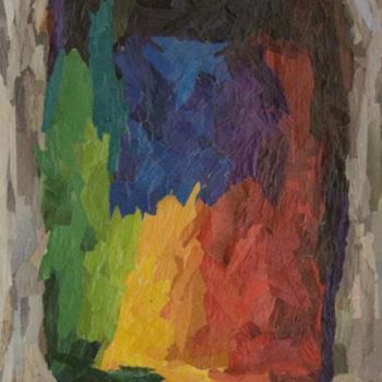 Teoksen nimi: Väriä ja valoa