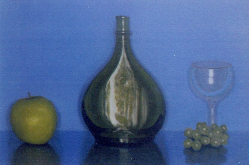 Vihreätä sinisellä pohjalla 1997