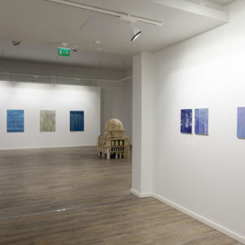 Teoksen nimi: Ripustuskuva, Galleria Maaret Finnberg, Turku 2011