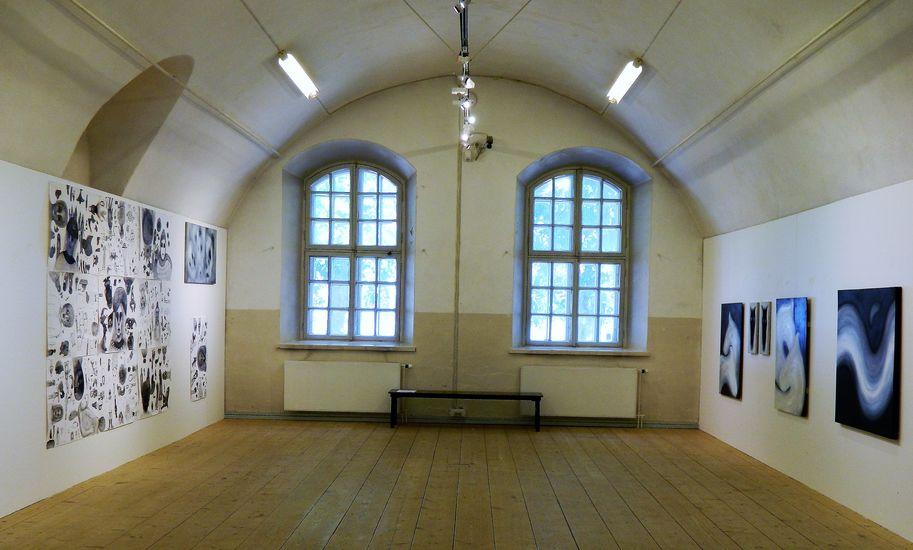 Galleria Rantakasarmi 2018 näyttelykuva