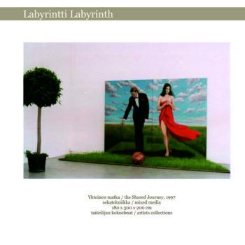 Teoksen nimi: Labyrintti-sarja