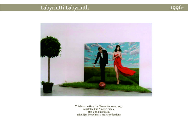 Labyrintti-sarja