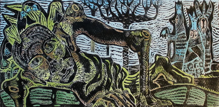 The mythogolity of woods