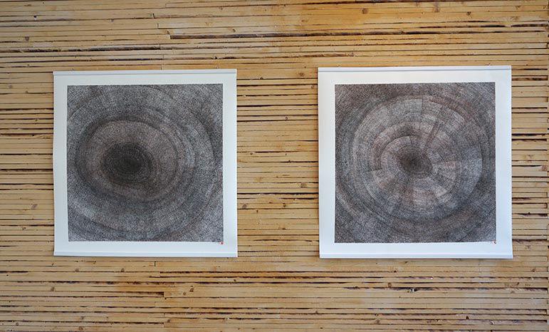 Ergosphere I , Ergoshere II, 2016