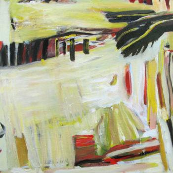Teoksen nimi: Temppeli metsän takana, 2009