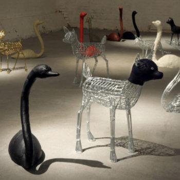 Teoksen nimi: Näkymä näyttelystä Toisessa valossa. Forum Box, Helsinki, 2011