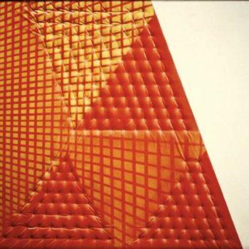 Teoksen nimi: Rajan tasapaino 150×190 cm