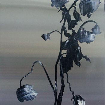 Teoksen nimi: Mustat ruusut – Black Roses
